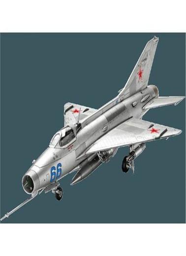 Revell Revell MiG-21 F-13 Fishbed Maket Seti Renkli